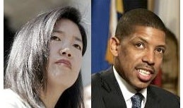 Kevin Johnson's Fiancée Accused Of Covering Up His Shady Past