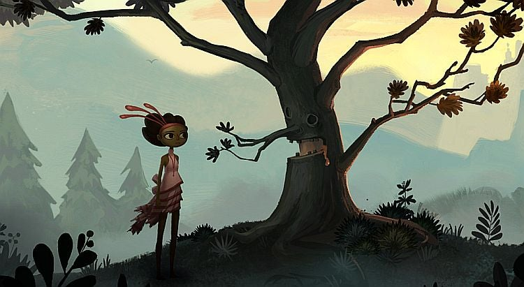 Broken Age part 2 fully funded, will come to iOS... sometime.
