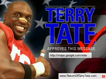 Terry Tate is Back! And He's Kicking Sarah Palin's Ass!
