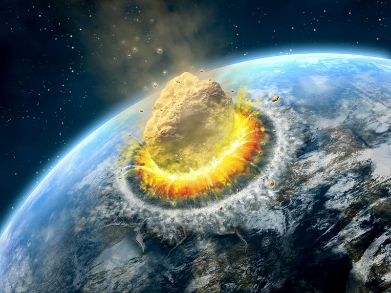 Killer Asteroid Coming Relatively Soon