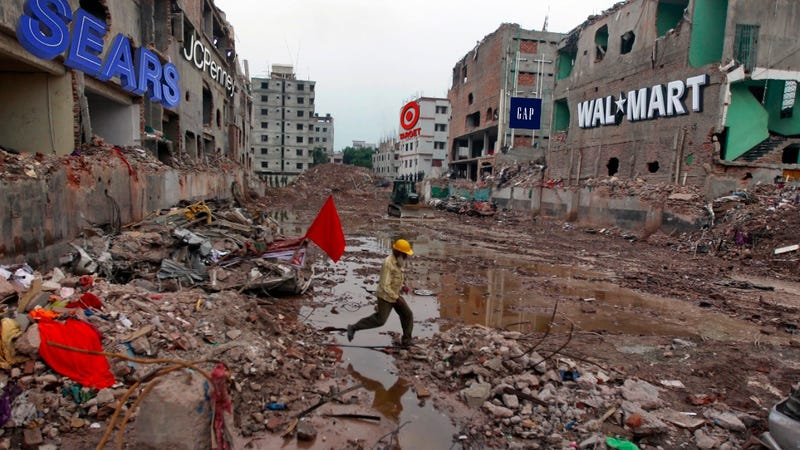 Your Favorite Stores Aren't Signing the Bangladesh Safety Act