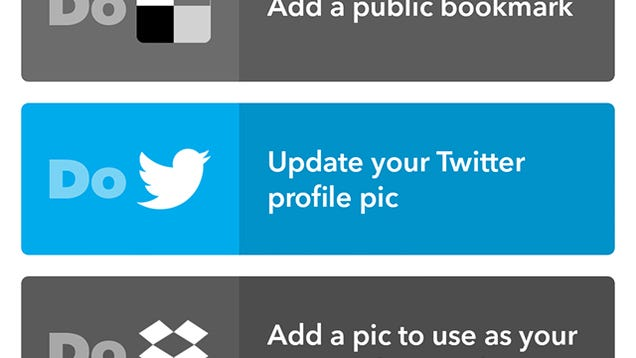 15 Clever Recipes to Try With IFTTT's New Do Apps