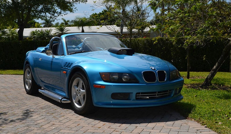 For $16,450, Get Z3- Pee-Oh'd