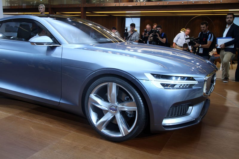 Volvo's Concept C Is Sweden At Its Best