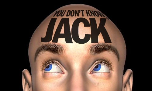 You Don't Know Jack Probably Announced For The Wii