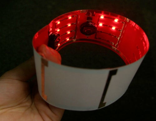 Duct Tape With Embedded LEDs Opens Up a New World of Half-Assed Possibilities