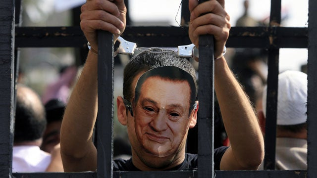 Mubarak Breaks Silence To Share His 'Pain'