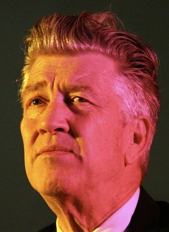 David Lynch Is Now Writing Electro-Pop Songs