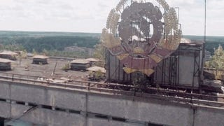 Watch A Haunting Drone Flight Through The Remains Of Chernobyl