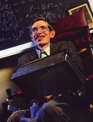 """Stephen Hawking Rushed to Hospital, is """"Very Ill"""""""
