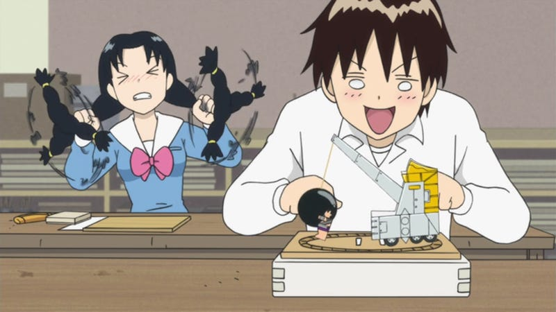 If You Were Ever Bored in Class, Watch Tonari no Seki-kun