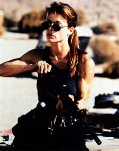 Sarah Connor Will Haunt Terminator Salvation