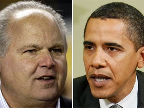 Rush Limbaugh Stimulates the Newsmedia