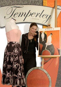 Alice Temperley Takes Target