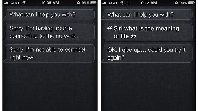 It Looks Like Siri's Already Having Some Trouble