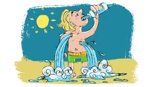 4 mitos sobre la hidratación que son completamente falsos