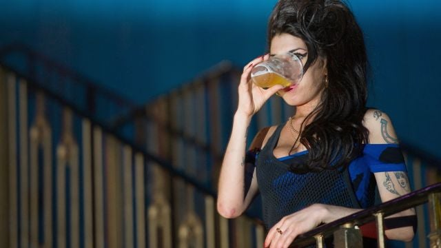 Amy Winehouse Once Barbecued A £15,000 Alexander McQueen Dress