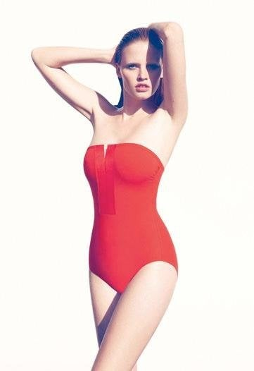 Model Lara Stone Does Not Like Working With Lady Photographers