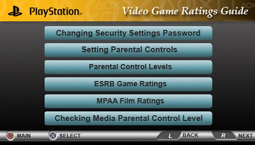 PSPgo Has ESRB Ratings Packed Right In