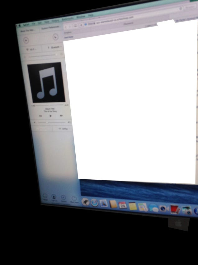 Rumor: Leaked OS X Images Could Reveal the iOS-Like Future of the Mac