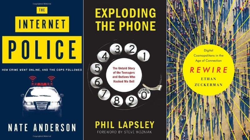 Private Reading: Electronic Frontier Foundation's Best Books of 2013