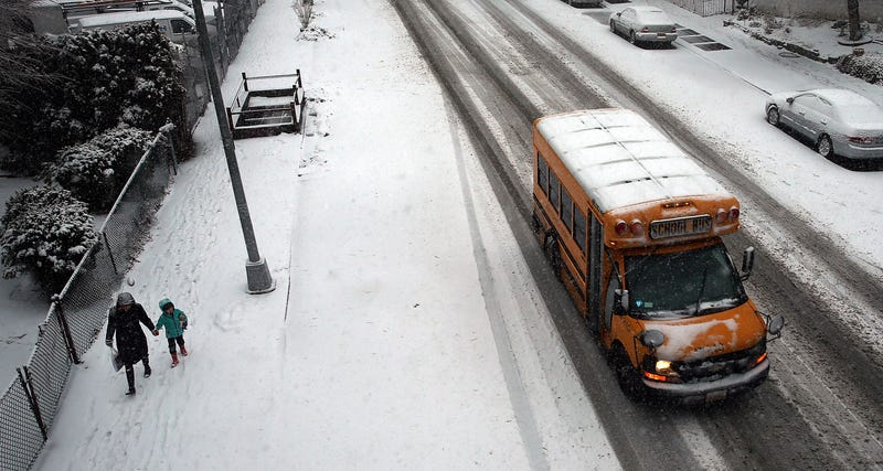 Schools Are Putting Out Wonderfully Dorky Snow Day Announcements