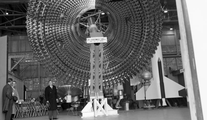 Photographs of Secret Government Technology from the 20th Century