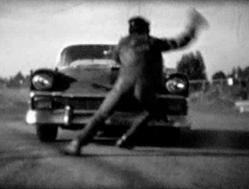 My Short-Lived Filmmaking Career Made Z-List Stars Of '56 Chevy, '79 Granada