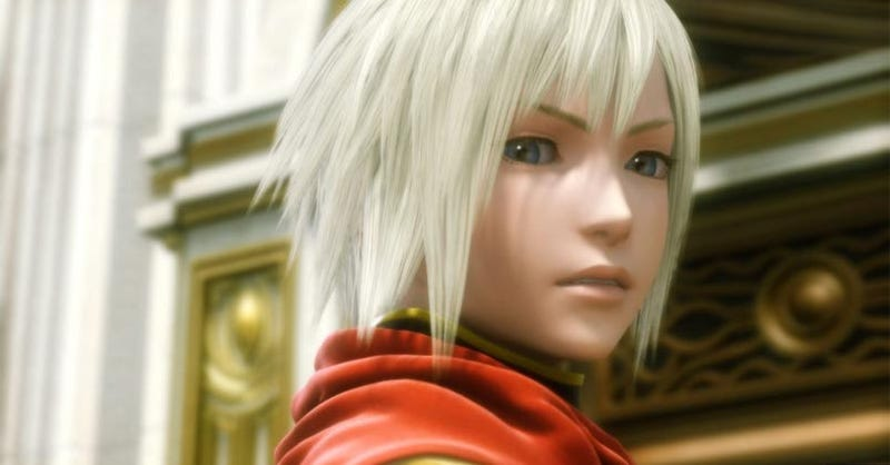 This Is A Final Fantasy Agito XIII Trailer