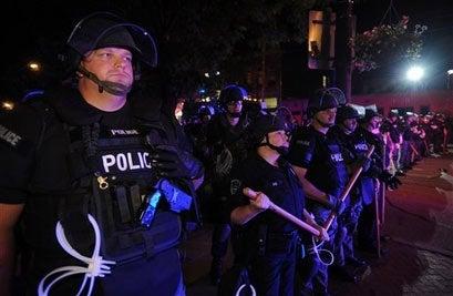 Only Minimal Arrests? For Shame, Pittsburgh