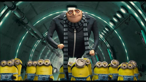 Despicable Me proves every father is a supervillain