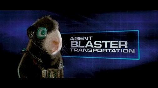 New Trailer Showcases Guinea Pig-Transformer Showdown