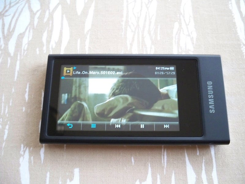 Samsung P3 Media Player Review: Here Comes a Nano Beater