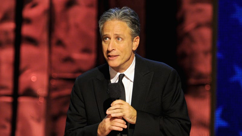 Jon Stewart Says He Almost Quit the Daily Show Because 'These People Are Insane'