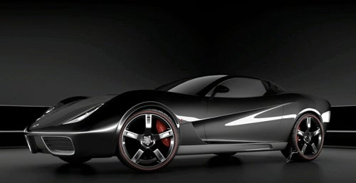 Corvette Z03 Concept By Ugur Sahin Design Is 03 Less Than Z06, Yet Somehow More