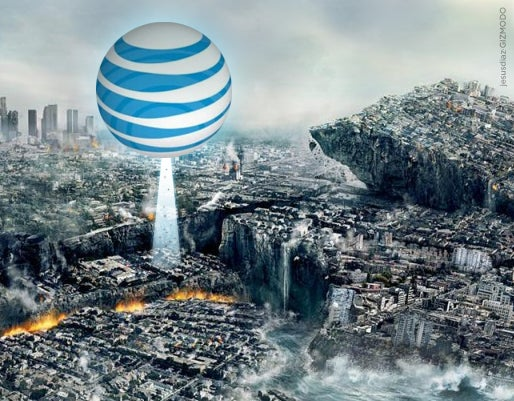 Inside AT&T's National Disaster Recovery Batcave: Who AT&T Calls When the Death Star Explodes