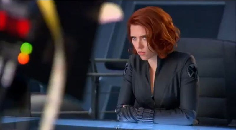 New Glimpses of The Avengers from the Captain America DVD Trailer!