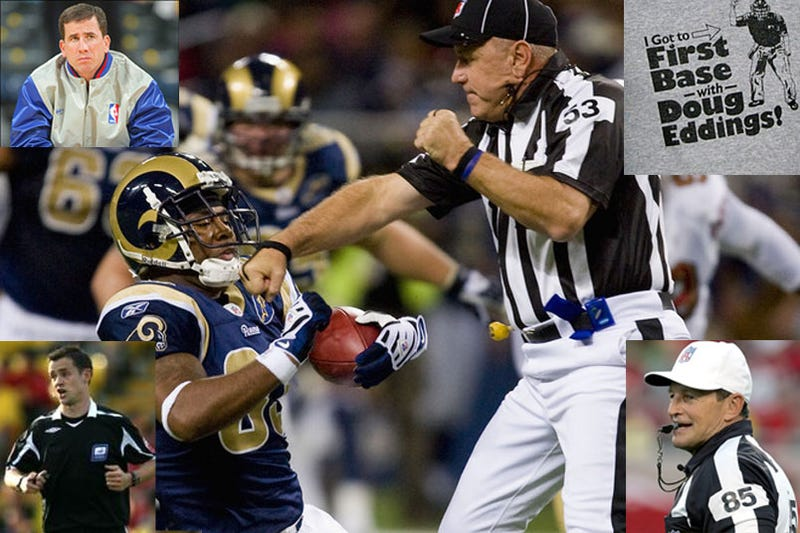 The Year In...Bad Officiating