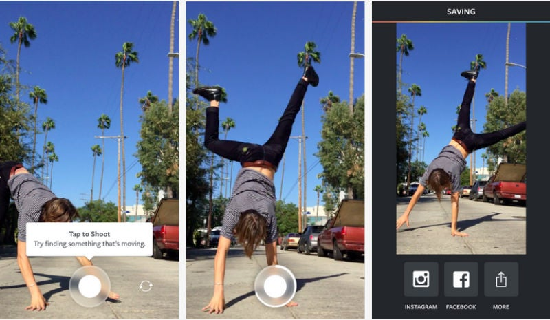 Instagram Just Made an App That's Basically Apple Live Photos for Facebook