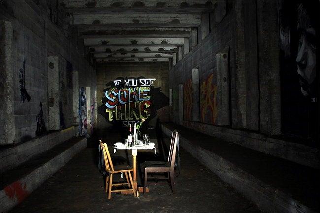 Where Is New York City's Secret Subway Art Gallery?