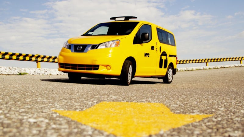 NYC's Taxi of Tomorrow Won't Be Your Only Choice of Cab