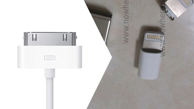 The Next iPhone's Rumored Foolproof Dock Connector