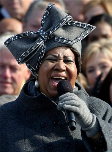 Queen Of Soul Talks January 20; Hats