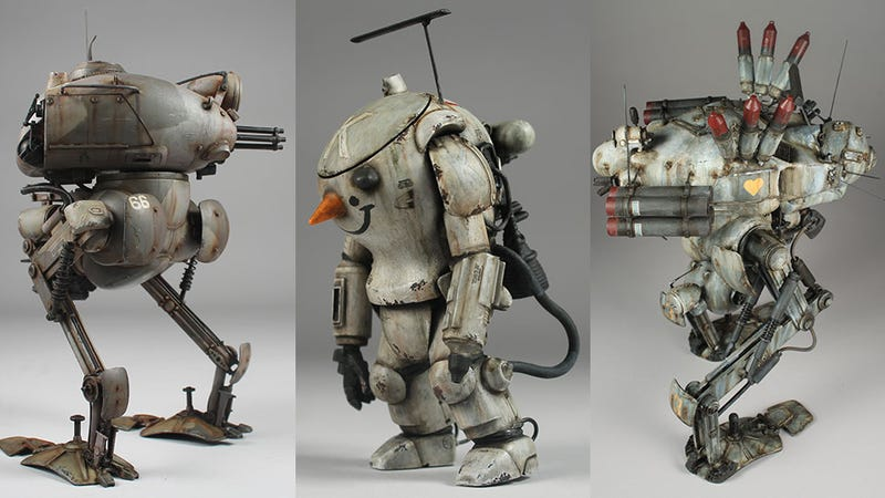 Some Of The Best Little Mechs On The Planet