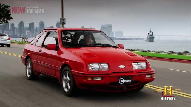 I Bought The Top Gear Merkur XR4Ti