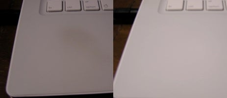 Remove Stains from a MacBook with Toothpaste