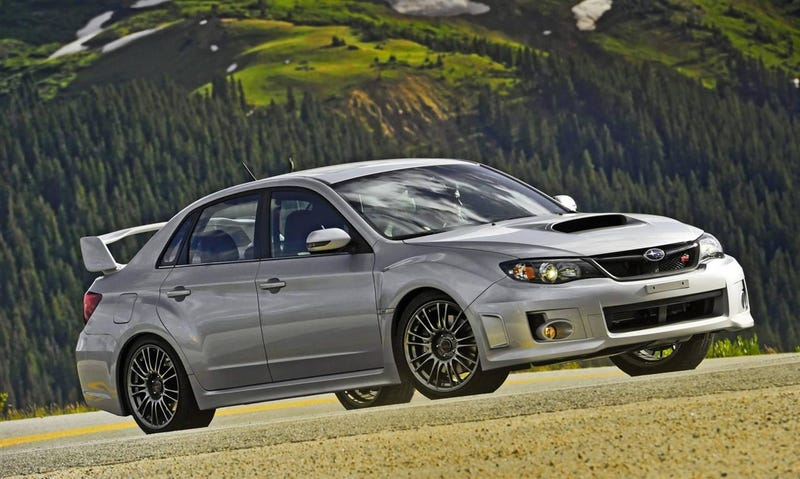 The Worst (Four-Door) Road Trip Vehicles On Sale