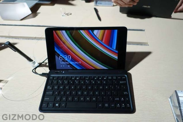 Asus Makes Transforming Windows Tablets Way Less Chunky