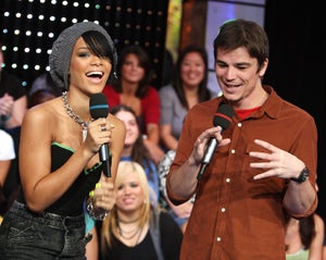 Rihanna & Josh Hartnett: It's On