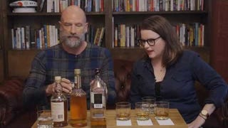 Drinking Scotch And Talking Trash With<i> Outlander's</i> Graham McTavish<i></i>